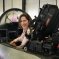 Victoria Atkins at RAF Coningsby