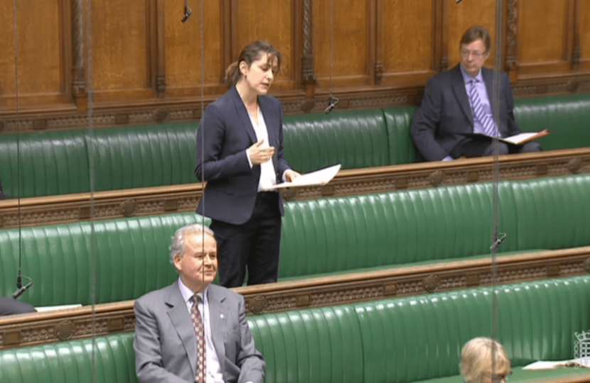 Victoria Atkins MP DEFRA Questions Rural Payments