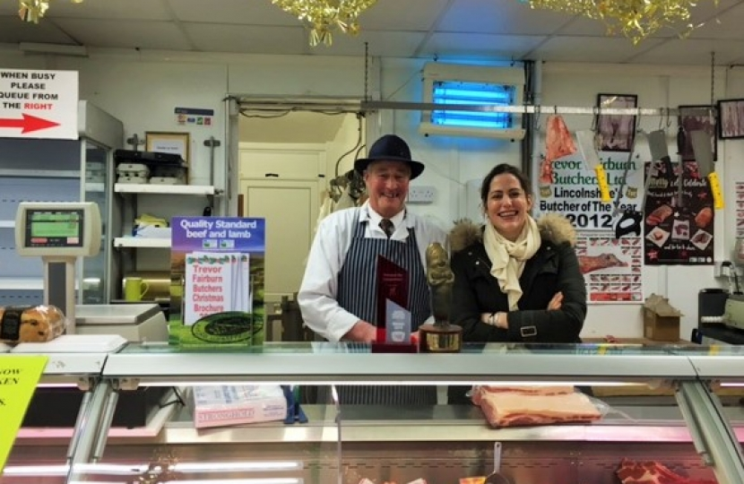 Fairburn Butchers Louth