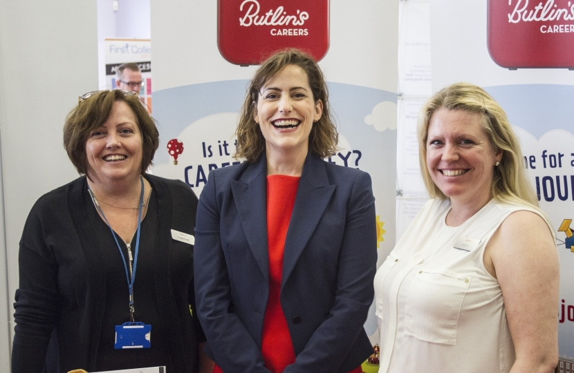 Jobs Fair Butlins