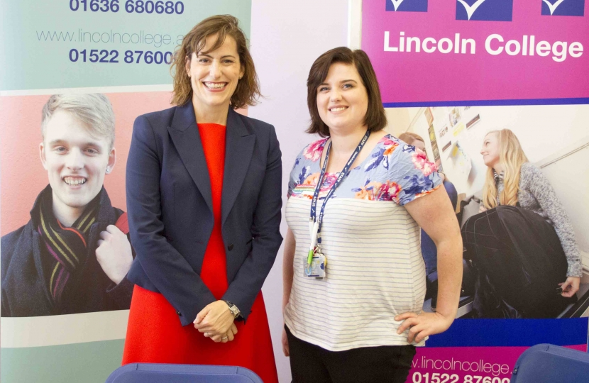 Jobs Fair Lincoln College