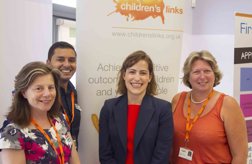 Jobs Fair Childrens Link