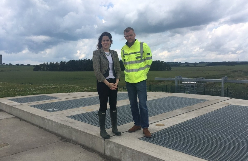 Victoria Atkins meets Environment Agency to discuss flooding in Louth & Horncastle