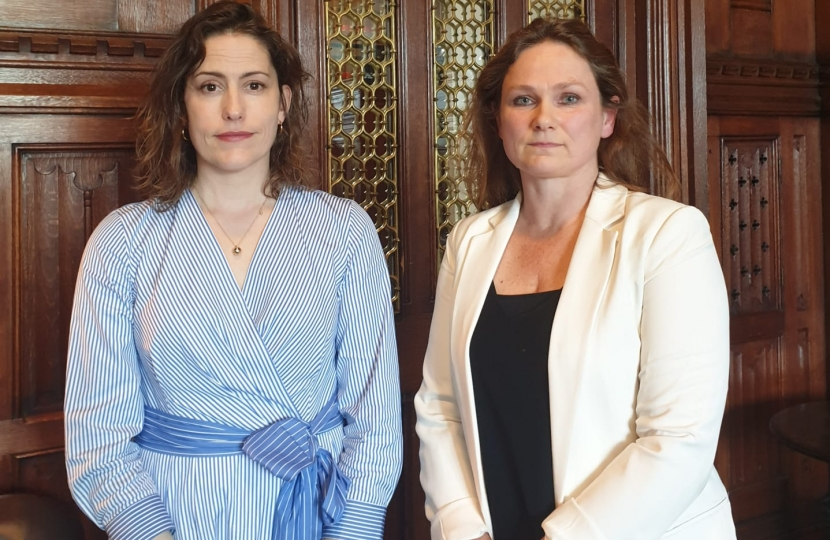 Victoria Atkins MP meets Lloyds to discuss Spilsby branch closure