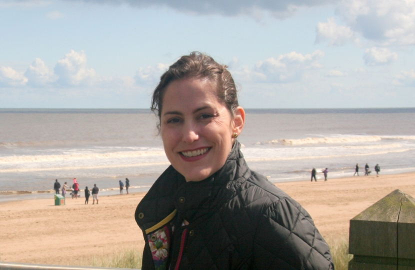 Victoria Atkins MP helps secure significant investment in Mablethorpe