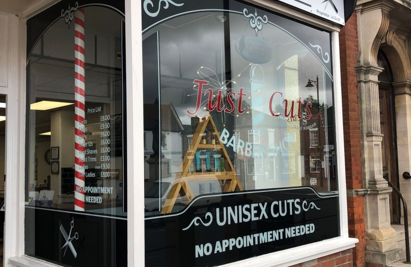 Jo and the team at Just Cuts Spilsby provide great customer service and are highly recommended by residents