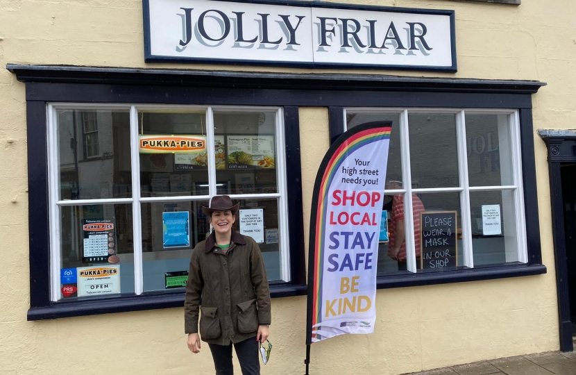 Jolly Friar has been serving fish & chips since 1977! With locally sourced produce their fish & chips are brilliant!