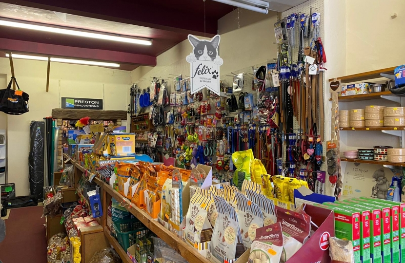 Treat your furry friends at Windmill Pets and Tackle