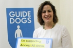 Victoria Atkins Guide Dogs