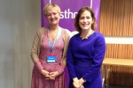 Victoria Atkins MP Asthma UK
