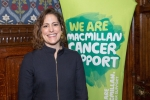 Victoria attends Macmillan Cancer Support Coffee Morning