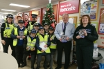 Raising awareness of scams in Horncastle