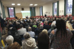 Louth Hospital meeting 1