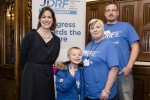 JDRF Reception: Victoria Atkins and Kody Moore